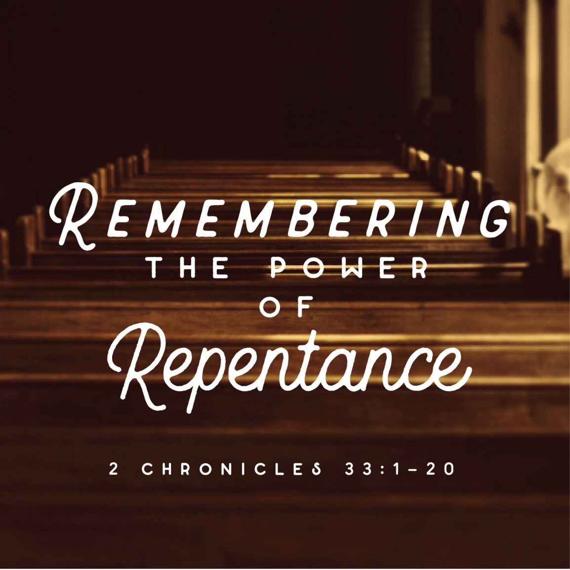 Remembering the Power of Repentance: 2 Chronicles 23:1-20